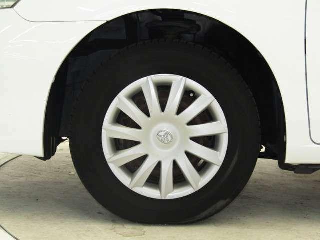 ホイールキャップOKです!当社は各種高品質、お買い得なタイヤを取り揃えています。