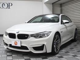 BMW M4クーペ M DCT ドライブロジック インテリジェントセーフティ