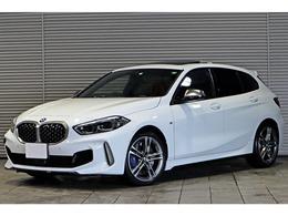 BMW 1シリーズ M135i xドライブ 4WD デビュー&ビジョンPKG 赤革 新車保証