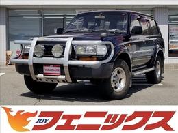 トヨタ ランドクルーザー80 4.5 VXリミテッド 4WD アクティブバケーション 8ナンバー登録車