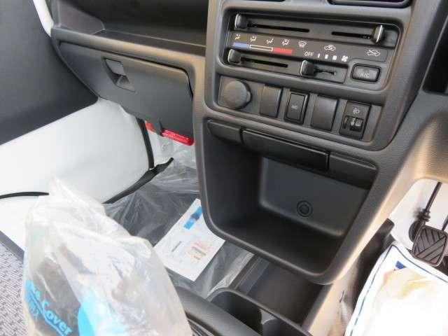 2WDと4WDの切り替えがワンタッチドライブセレクト4×4