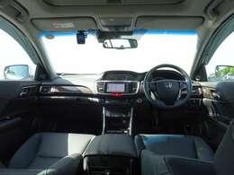 大柄なフロントシート 長距離もお任せください