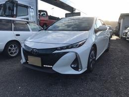 トヨタ プリウスPHV 1.8 A トヨタセーフティセンス 純正ナビ