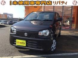 スズキ アルト 660 L スズキ セーフティ サポート装着車 届出済未使用車 禁煙車 衝突軽減ブレーキ