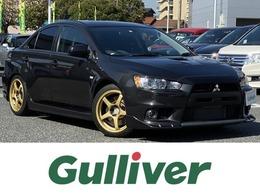三菱 ランサーエボリューション 2.0 GSR X 4WD 1オーナー/社外18インチアルミ/社外ナビ
