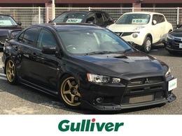 三菱 ランサーエボリューション 2.0 GSR X 4WD 1オーナー/HKSマフラー/車高調OHLINS/HID