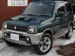 スズキ ジムニー 660 ランドベンチャー 4WD ターボ 16インチアルミ ETC 車検整備付