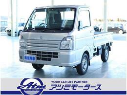 スズキ キャリイ 660 KCエアコン・パワステ スズキ セーフティサポート 装着車 3方開 4WD 未使用車
