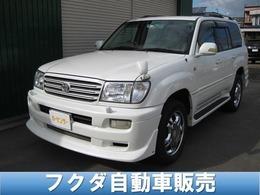 トヨタ ランドクルーザー100 4.7 VXリミテッド プレミアムエディション Gセレクション 4WD