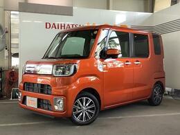 ダイハツ ウェイク GターボSAIII LEDヘッドライト 走行無制限1年保証 両側電動スライドドア