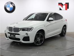 BMW X4 xドライブ28i Mスポーツ 4WD 20AW ACC パドル 全周囲カメラ 衝突軽減