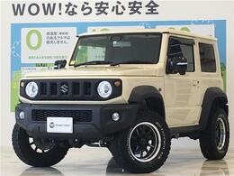 スズキ ジムニーシエラ 1.5 JC 4WD リフトアップ 5ZIGENマフラ BF RAYS