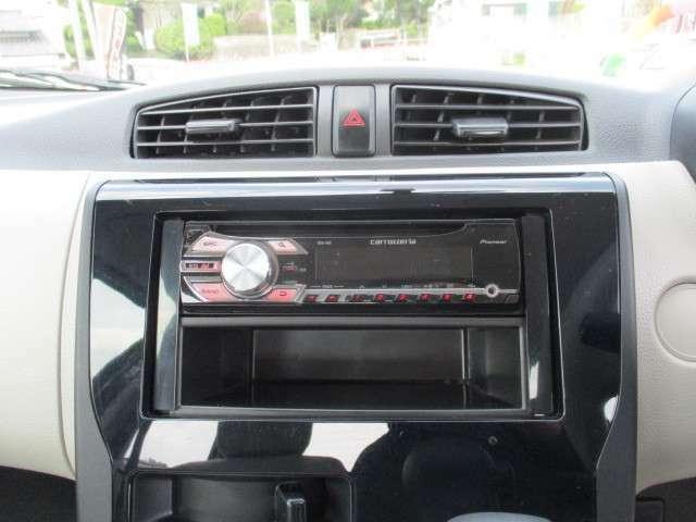 CDMDコンポ付♪お好きな音楽で素敵なドライブを♪
