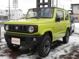 スズキ ジムニー 660 XC 4WD スズキセーフティサポート 純正アルミ