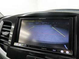 ◆【バックカメラ】で駐車時に後方確認もできますので、大きな車の運転で不安な方も安心してお乗りいただけます♪