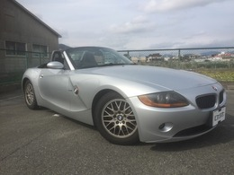 BMW Z4 ロードスター2.2i CD ETC オープン