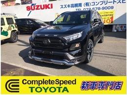 トヨタ RAV4 2.0 アドベンチャー 4WD 新車JAOZコンプリート