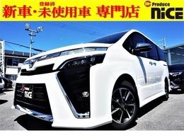 トヨタ ヴォクシー 2.0 ZS 煌II 新車・ソナー・衝突軽減ブレーキ・クルコン