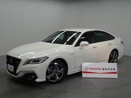 トヨタ クラウンロイヤル クラウンHV RS