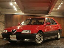 アルファ ロメオ アルファ164 Q4 4WD 1オーナー車
