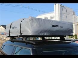 THULEルーフトップテントが装備!販売価格に240,000円(税別)が車両価格に含まれております!