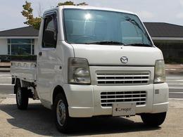 マツダ スクラムトラック 660 KC 3方開 4WD 75.000km/エアコン付き