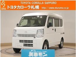 マツダ スクラム 660 PCスペシャル ハイルーフ 5AGS車 4WD キーレス付