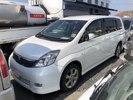 トヨタ アイシス 2.0 プラタナ 4WD キーレス ナビ Bカメラ ETC付
