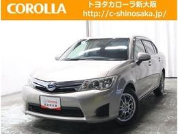 トヨタ カローラ カローラアクシオHV G シートヒーター