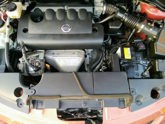 ご覧いただき有難う御座います!エンジンは、タイミングチェーンです。オイル漏れなど無く、良好です♪気になる事やご不明な点は通話料無料のフリ-ダイヤル0066-9711-691646までお気軽にどうぞ(^^♪