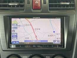 【カロッツェリア:メモリナビ】CD/DVD/Bluetooth/フルセグ/(AVIC-MRZ09)運転がさらに楽しくなりますね♪