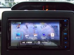 オーディオ機能はこちら!BluetoothにUSB付き!SDカードにも対応してます☆