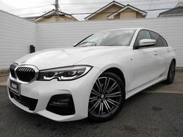 BMW 3シリーズ 320i Mスポーツ 18AWコンフォートPドラレコ禁煙1オナ認定車