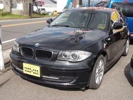 BMW 1シリーズ 116i HDDナビ バックカメラ ETC