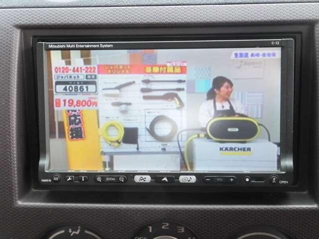 HDDナビ!テレビ/DVD再生(*^^)v