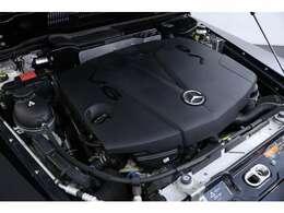 3.0L V6DOHCターボ 211PS/55.1kgm
