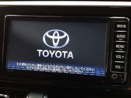 純正SDナビを装備でロングドライブも快適です。TV再生可能j!