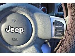 クルーズコントロールは標準装備・長距離ドライブの強い味方。