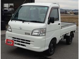 トヨタ ピクシストラック 660 スペシャル エアコン・パワステバージョン 3方開 ワンオーナー パワステ MT 軽トラック