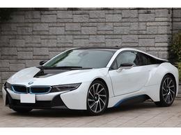 BMW i8 ベースモデル ベージュ内装 OP20AW HUD 360度カメラ