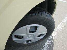 タイヤの溝もまだまだ残ってます!