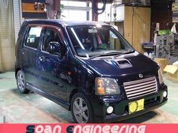スズキ ワゴンR 660 RR-SWT 車検R4/11 タイミングチェ-ン タ-ボ ETC