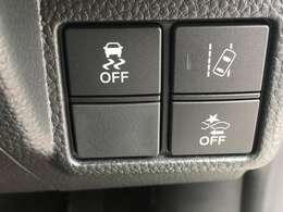 【衝突被害軽減ブレーキ 横滑り防止装置 車線逸脱警報装置】