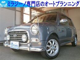 ダイハツ ミラジーノ 660 ミニライトスペシャル 新規タイベル交換 新品BSタイヤ