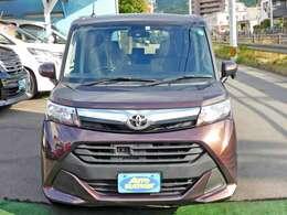 人気のタンクがお値打ち価格で登場です!安全装置も満載で安心されてお乗り頂けますお車です!お支払総額にて車検整備2年付に2年又は3万キロの無料保証付きで安心でお得です!!