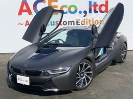 BMW i8 ベースモデル フルラッピング ゴースト ASC 20AW