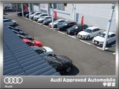 """■Audi認定中古車ならではの""""安心""""をご提供させていただきます。全国のAudi正規ディーラーにて保証をお受けいただけます。"""