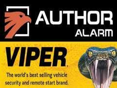 カーセキュリティー「AUTHOR ALARM」「VIPER」の正規販売店です。