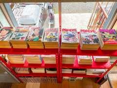 昭和の雑誌たくさんあります♪読んでたら時間をつい忘れてしまいます・・・ww