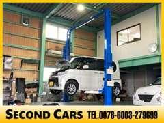 軽自動車から未使用車・新車、セダンやスポーツカー等の趣味性の高い車両まで、様々な車両を販売しております。